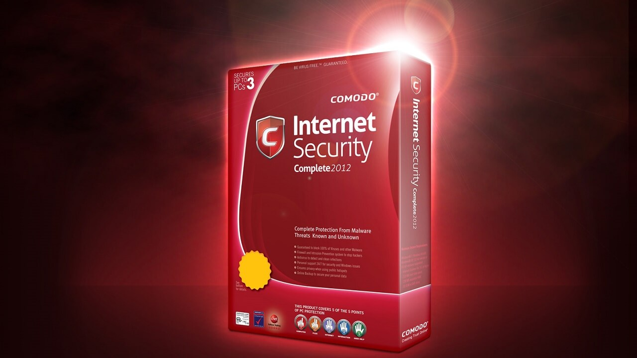 Download Comodo Antivirus